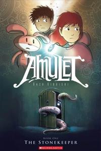 Amulet, Vol. 1: The Stonekeeper by Kazu Kibuishi