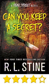 Can You Keep A Secret by R.L. Stine