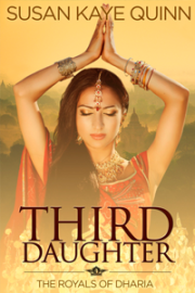 Third Daughter by Susan Kaye Quinn