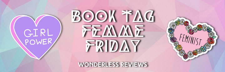 Femme Friday Book Tag
