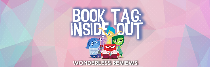 The Inside Out Book Tag