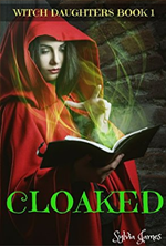 Cloaked by Sylvia James