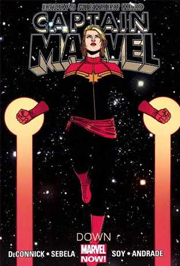 Captain Marvel, Vol. 2: Down by Kelly Sue DeConnick