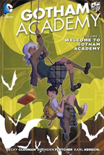 Gotham Academy Vol. 1 by Becky Cloonan