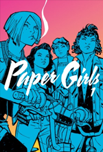 Paper Girls Vol. 1 by Brian K. Vaughan