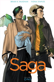 Saga, Vol 1 by Brian K. Vaughan