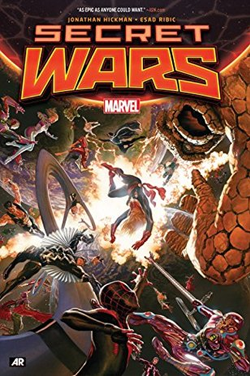 Secret Wars by Jonathan Hickman