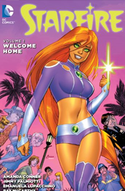 Starfire, Vol. 1: Welcome Home by Amanda Conner