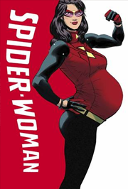 Spider-Woman (2015-) #1 by Dennis Hopeless