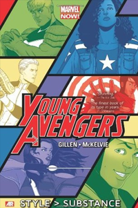 Young Avengers by Kieron Gillen