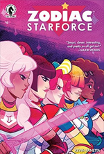Zodiac Starforce #4 by Kevin Panetta