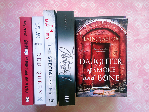 May TBR Books 02