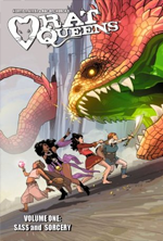 Rat Queens, Vol. 1: Sass & Sorcery by Kurtis J. Wiebe