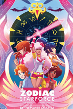 Zodiac Starforce by Kevin Panetta