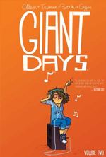 Giant Days Vol  2 by John Allison