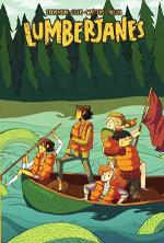 Lumberjanes Vol 3 by Noelle Stevenson