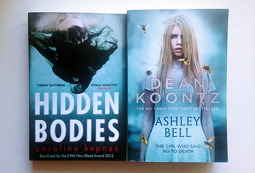 Hidden Bodies Ashley Bell