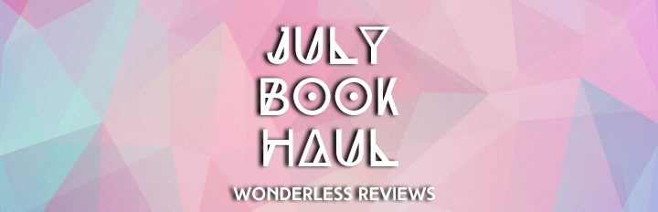 July Book Haul