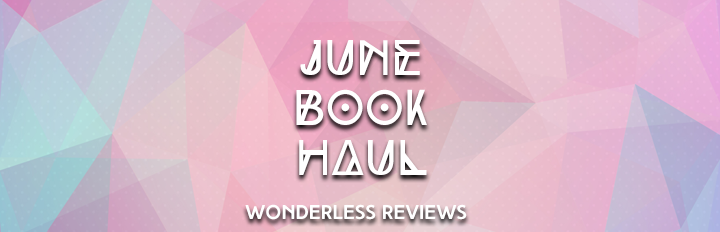 June Book Haul
