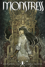 Monstress Vo  1 by Marjorie M. Liu
