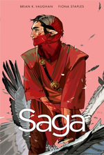 Saga Volume 2 by Brian K. Vaughan