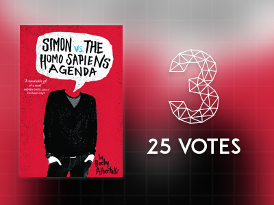 Simon vs. the Homo Sapiens Agenda by Becky Albertalli 3