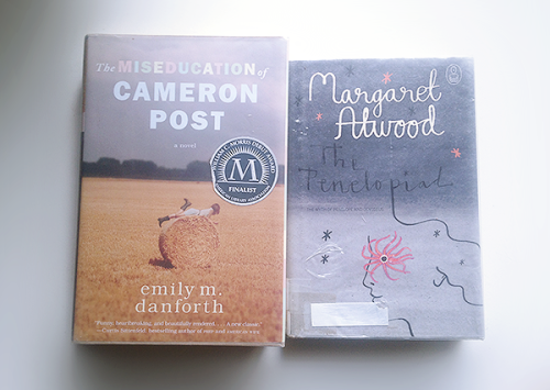 The Miseducation of Cameron Post by Emily M Danforth The Penelopiad by Margaret Atwood