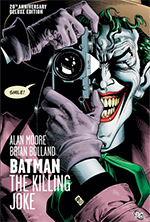 Batman The Killing Joke by Alan Moore