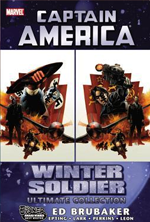 Captain America Winter Soldier by Ed Brubaker
