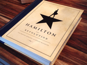 Hamilton The Revolution by Lin-Manuel Miranda & Jeremy McCarter