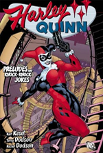 Harley Quinn Preludes and Knock-Knock Jokes by Karl Kesel
