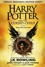 Harry Potter and the Cursed Child by J.K. Rowling  Jack Thorne John Tiffany