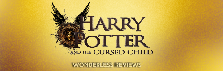 Harry Potter and the Cursed Child by J.K. Rowling, John Tiffany & Jack Thorne