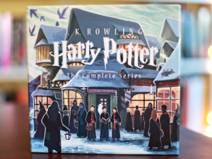 Harry Potter series by J.K. Rowling 1