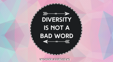 Diversity is not a Bad Word