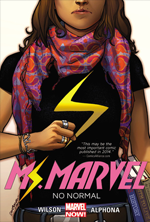 Ms. Marvel Vol. 1 No Normal by G. Willow Wilson