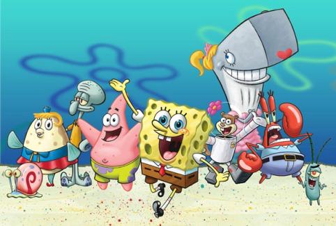 SpongeBob_SquarePants_characters_cast
