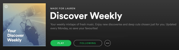 Spotify Discover