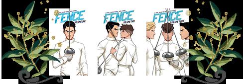 Fence Vol 1-3